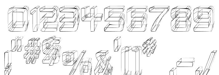 Republikaps Cnd - Sketch Font OTHER CHARS
