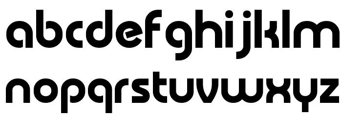 Retrahaus Font Litere mici