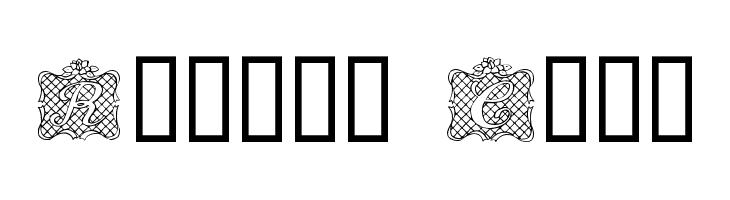 Ribbon Caps  Fuentes Gratis Descargar