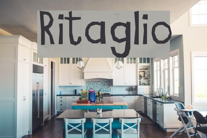 Ritaglio Font examples