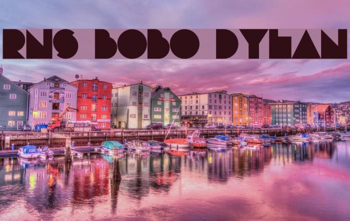 RNS Bobo Dylan Fonte examples