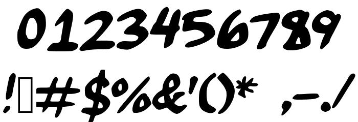 rocco font napi fogyás