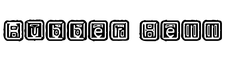 Rubber Hell  Free Fonts Download