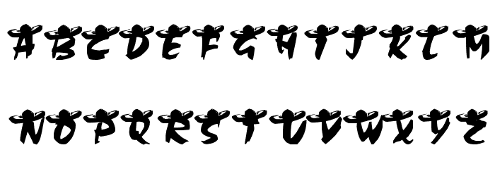 ryp_fiesta2 Font LOWERCASE