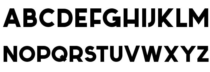 Sabado Font LOWERCASE