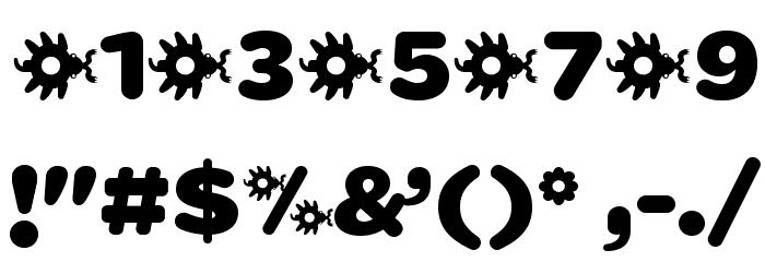 Sabandija-ffp Font OTHER CHARS