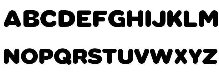 Sabandija ffp फ़ॉन्ट अपरकेस