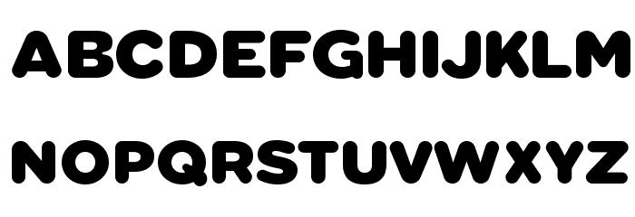 Sabandija-ffp फ़ॉन्ट अपरकेस