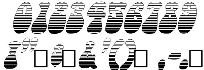 Sargoo Italic Fonte OUTROS PERSONAGENS