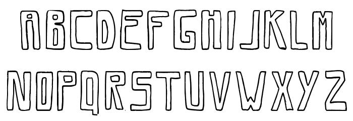 SaviaOutline//ANTIPIXEL COM AR Font Download