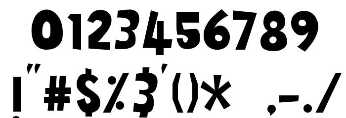 Sayang_MakAbah Font OTHER CHARS