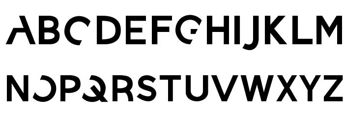 sanctum Font LOWERCASE
