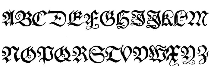 Schwabacher Font Download - free fonts download