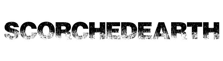 ScorchedEarth  baixar fontes gratis