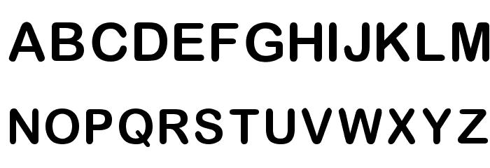 ScrambleMixed Шрифта ДРУГИЕ символов