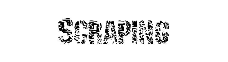 Scraping  Скачать бесплатные шрифты