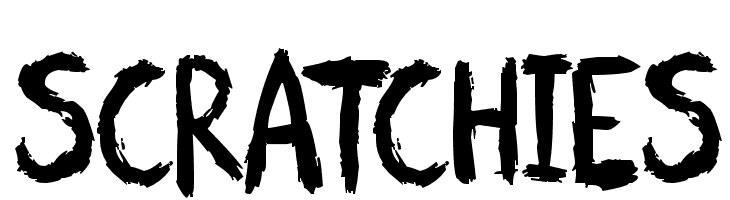 Scratchies  Free Fonts Download