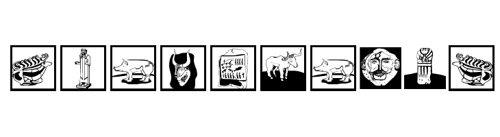 Sculptures  Free Fonts Download