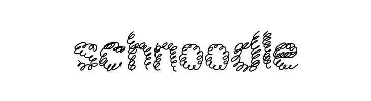 schnoodle  Free Fonts Download