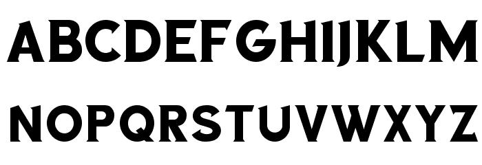 Sea Gardens Regular Font UPPERCASE