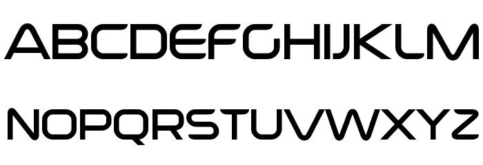 Sebastopol Font UPPERCASE
