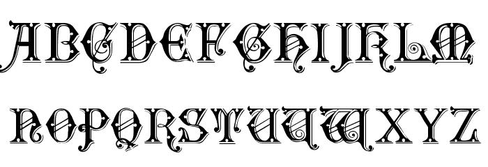Sentinel Font LOWERCASE