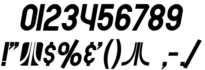 SF Atarian System Bold Italic फ़ॉन्ट अन्य घर का काम
