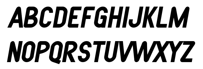 SF Atarian System Bold Italic फ़ॉन्ट लोअरकेस