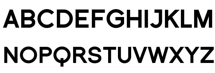 SF Florencesans Black Font UPPERCASE