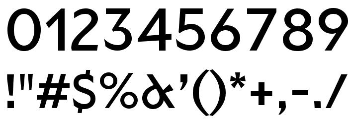 SG Alternative High-Alt Font OTHER CHARS