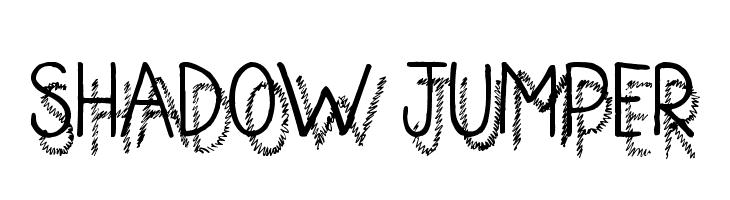 Shadow Jumper  नि: शुल्क फ़ॉन्ट्स डाउनलोड