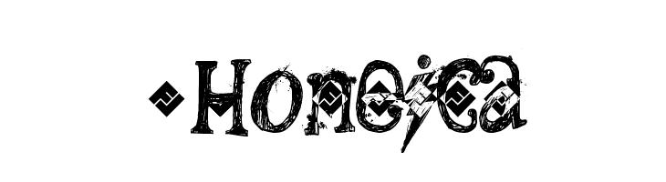 Shoneica  Frei Schriftart Herunterladen
