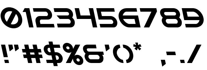 Singapore Sling Leftalic Font OTHER CHARS