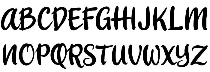 Sitoberry لخطوط تنزيل الأحرف الكبيرة