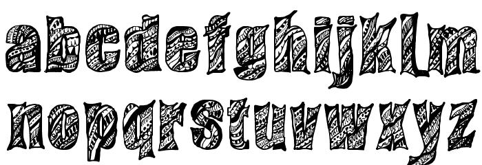 Sixties Regular لخطوط تنزيل الأحرف الكبيرة