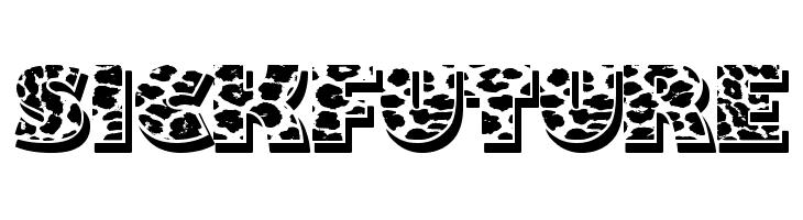 sickfuture  Free Fonts Download