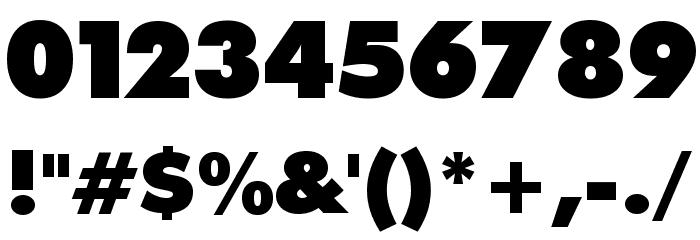 Skam Font フォント その他の文字