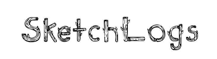 SketchLogs Font