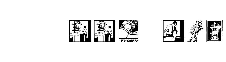 SLBookArts  les polices de caractères gratuit télécharger