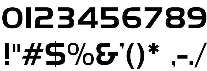 Slider Regular Font OTHER CHARS