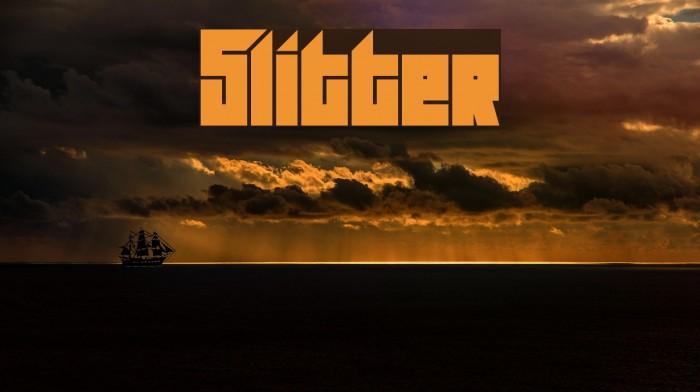 Slitter Font examples