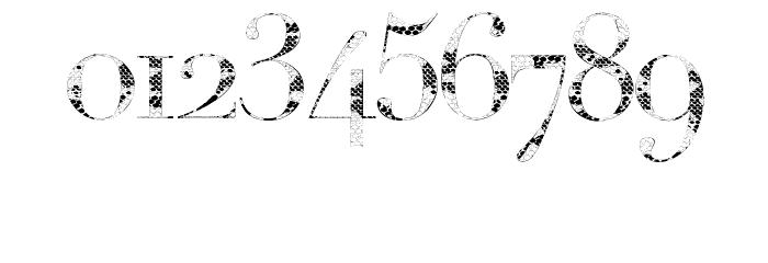 S Snake Font Snake Font - free font...