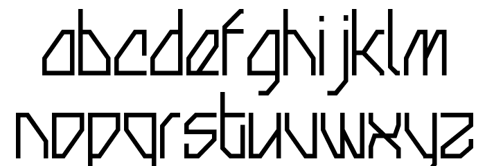 Snowstreet Personal Use Only Font LOWERCASE