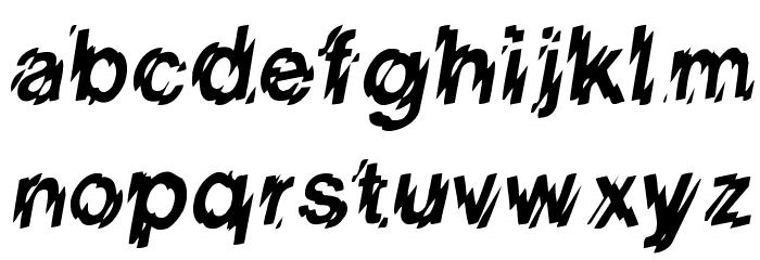 SoCal Font LOWERCASE