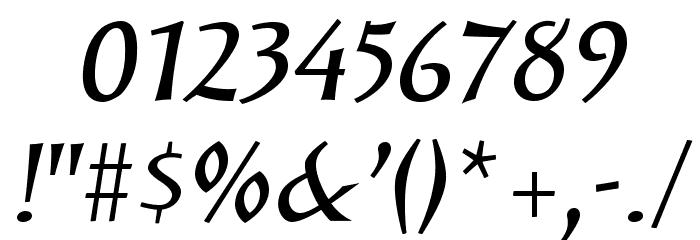 SolveigDemiBold-Italic Fonte OUTROS PERSONAGENS