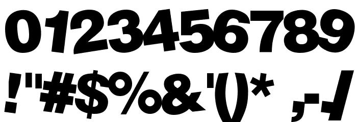Soopafresh font.