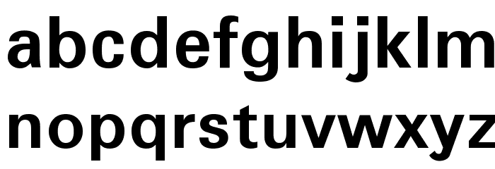 Sophia Nubian Bold Font LOWERCASE