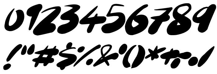 Sourdough Italic Schriftart Anderer Schreiben