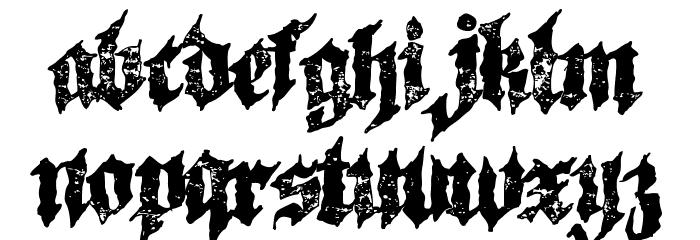 Sovereign-Regular Шрифта строчной