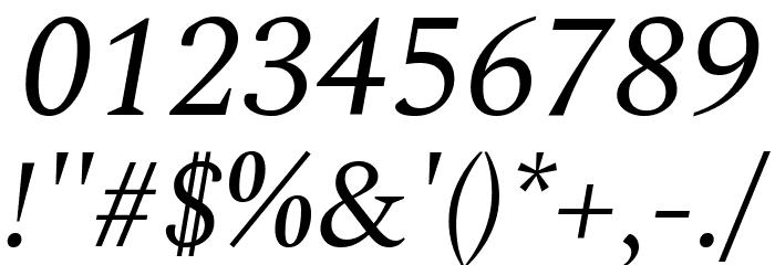 Spectral Italic Fuentes OTROS CHARS